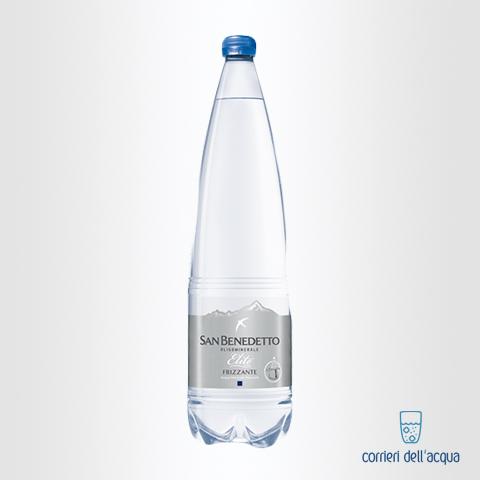 Acqua Frizzante San Benedetto Elite 0,75 Litri Bottiglia di Plastica PET
