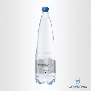 Acqua Frizzante San Benedetto Elite 1 Litro Bottiglia di Plastica PET