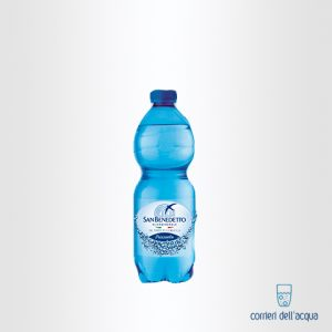 Acqua Frizzante San Benedetto Parco del Pollino 0,5 Litri Bottiglia di Plastica