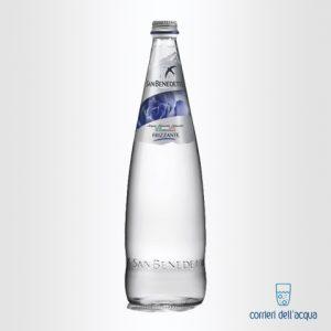 Acqua Frizzante San Benedetto Rose Edition 1 Litro Bottiglia di Vetro