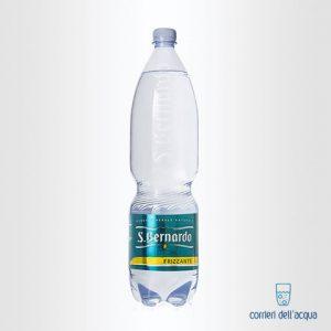 Acqua Frizzante San Bernardo 15 Litri Bottiglia di Plastica PET