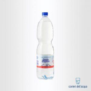 Acqua Frizzante Santo Stefano 1,5 Litri Bottiglia di Plastica PET