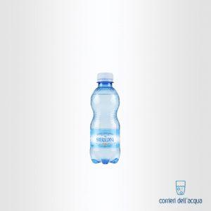 Acqua Frizzante Smeraldina 025 Litri Bottiglia di Plastica PET
