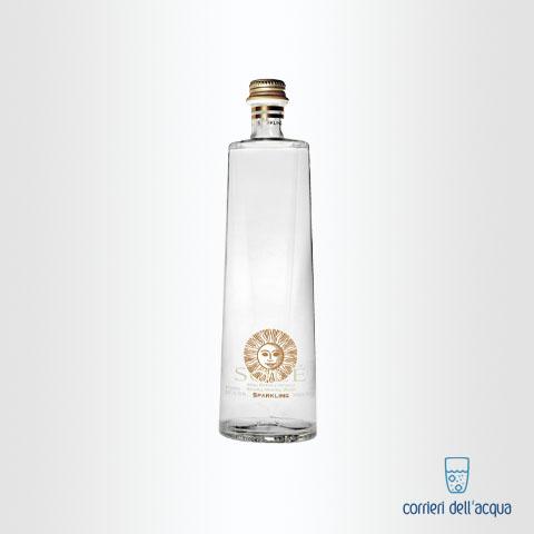 Acqua Frizzante Sole Arte 075 Litri Bottiglia di Vetro