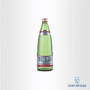 Acqua Frizzante di Nepi Effervescente Rinforzata 0,5 Litri Bottiglia di Vetro