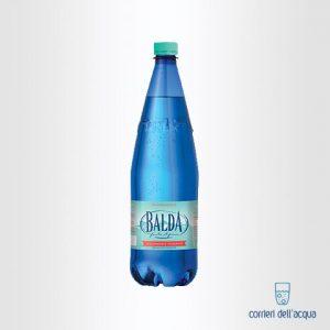 Acqua Leggermente Frizzante Balda Prestige 1 Litro Bottiglia di Plastica PET