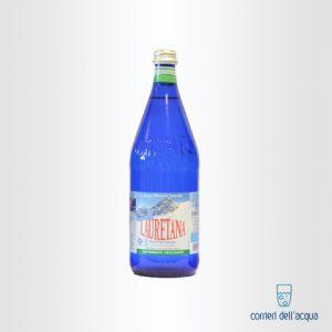 Acqua Leggermente Frizzante Lauretana 0,5 Litri Bottiglia di Vetro