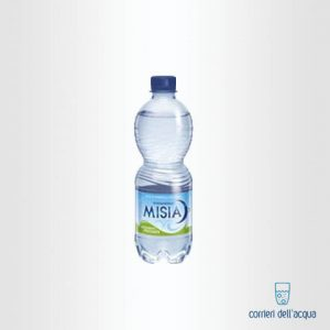 Acqua Leggermente Frizzante Misia 05 Litro Bottiglia di Plastica PET