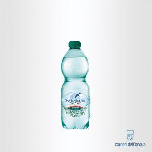 Acqua Leggermente Frizzante San Benedetto Benedicta 0,5 Litri Bottiglia di Plastica