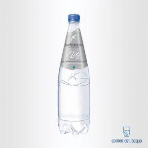 Acqua Leggermente Frizzante San Benedetto Elite 1 Litro Bottiglia di Plastica PET
