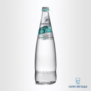 Acqua Leggermente Frizzante San Benedetto Rose Edition 0,75 Litri Bottiglia di Vetro
