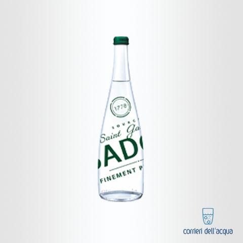 Acqua Lievemente Frizzante Badoit 075 Litri Bottiglia di Vetro