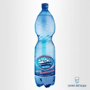 Acqua Lievemente Frizzante Brio Blu Rocchetta 1,5 Litri Bottiglia di Plastica