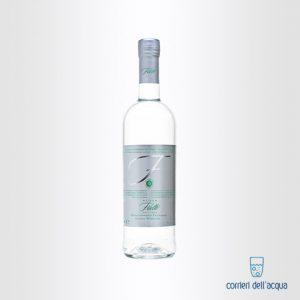 Acqua Lievemente Frizzante Filette 075 Litri Bottiglia di Vetro
