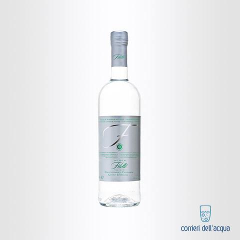 Acqua Lievemente Frizzante Filette 0,75 Litri Bottiglia di Vetro