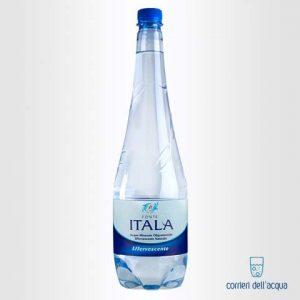 Acqua Lievemente Frizzante Fonte Itala 1 Litro Bottiglia di Plastica PET