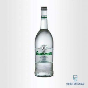 Acqua Lievemente Frizzante Gaudianello Monticchio 0,75 Litri Bottiglia di Vetro