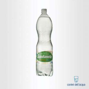 Acqua Lievemente Frizzante Gaudianello Monticchio 15 Litri Bottiglia di Plastica PET