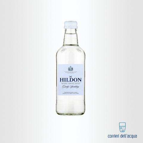 Acqua Lievemente Frizzante Hildon 033 Litri Bottiglia di Vetro