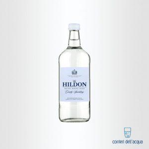 Acqua Lievemente Frizzante Hildon 075 Litri Bottiglia di Vetro