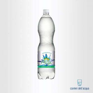 Acqua Lievemente Frizzante Ninfa Leggera 1,5 Litri Bottiglia di Plastica PET