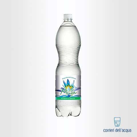 Acqua Lievemente Frizzante Ninfa Leggera 15 Litri Bottiglia di Plastica PET