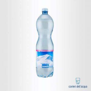 Acqua Lievemente Frizzante Norda Daggio 1,5 Litri Bottiglia di Plastica
