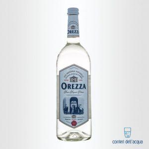 Acqua Lievemente Frizzante Orezza 1 Litro Bottiglia di Vetro