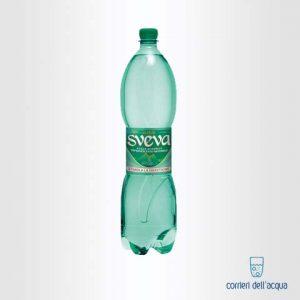 Acqua Lievemente Frizzante Sveva 15 Litri Bottiglia di Plastica