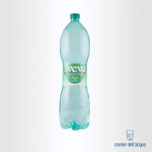 Acqua Lievemente Frizzante Sveva 15 Litri Bottiglia di Plastica PET