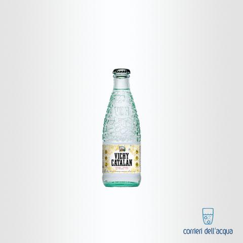 Acqua Lievemente Frizzante Vichy Catalan 025 Litri Bottiglia di Vetro