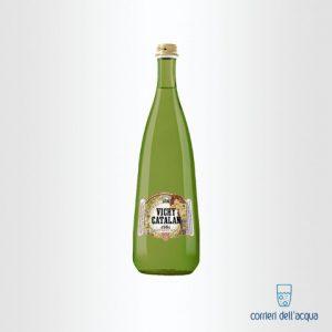 Acqua Lievemente Frizzante Vichy Catalan 1881 075 Litri Bottiglia di Vetro