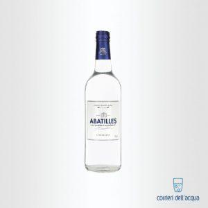 Acqua Naturale Abatilles 075 Litri Bottiglia di Vetro