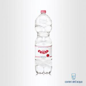 Acqua Naturale Alpe Guizza Fonte Caudana 2 Litri Bottiglia di Plastica