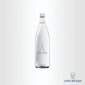 Acqua Naturale Armani 033 Litri Bottiglia di Vetro
