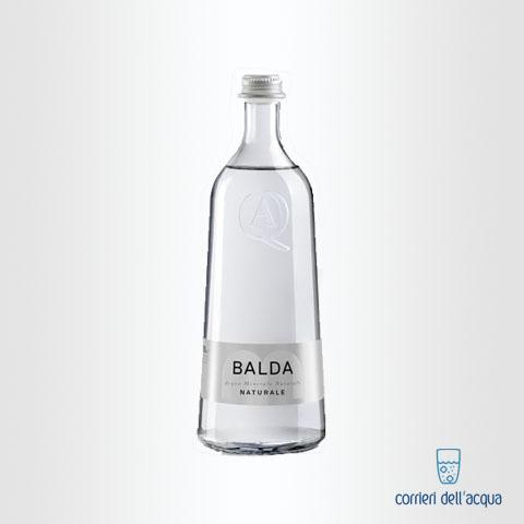 Acqua Naturale Balda AQ 075 Litri Bottiglia di Vetro
