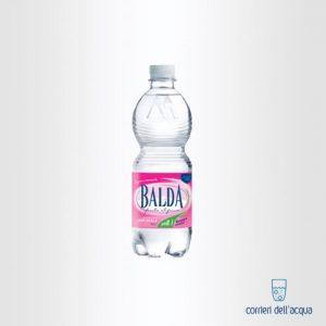 Acqua Naturale Balda Classic 0,5 Litri Bottiglia di Plastica PET