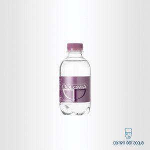 Acqua Naturale Dolomia 0,25 Litri Bottiglia di Plastica PET Elegant