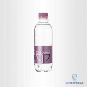 Acqua Naturale Dolomia 0,5 Litri Bottiglia di Plastica PET Elegant
