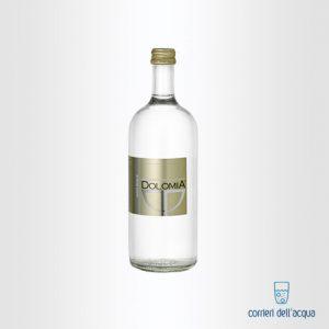 Acqua Naturale Dolomia 05 Litri Bottiglia di Vetro Exclusive