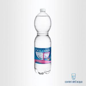 Acqua Naturale Dolomia 1,5 Litri Bottiglia di Plastica PET Classic