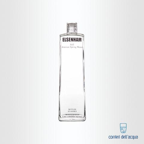 Acqua Naturale Elsenham 075 Litri Bottiglia di Vetro