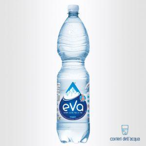 Acqua Naturale Eva 15 Litri Bottiglia di Plastica