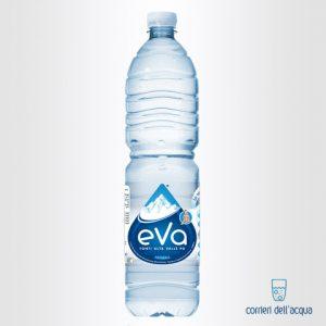 Acqua Naturale Eva 15 Litri Bottiglia di Plastica Quadrata