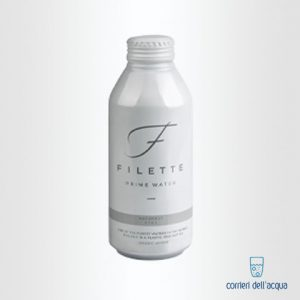Acqua Naturale Filette 045 Litri Bottiglia di Alluminio