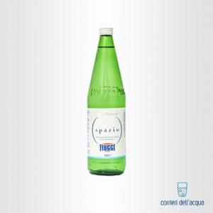 Acqua Naturale Fiuggi 075 Litri Bottiglia di Vetro