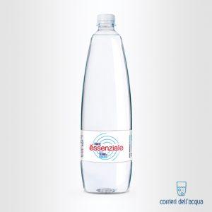 Acqua Naturale Fonte Essenziale 1 Litro Bottiglia di Plastica