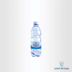 Acqua Naturale Fonte Itala 0,5 Litri Bottiglia di Plastica PET