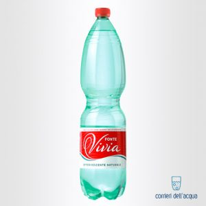 Acqua Naturale Fonte Vivia 1,5 Litri Bottiglia di Plastica