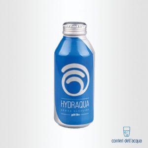 Acqua Naturale Hydraqua 044 Litri Bottiglia di Alluminio